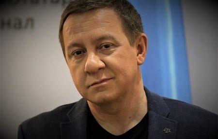 """""""Русский либерал-пустозвон """" - Айдер Муждабаев"""
