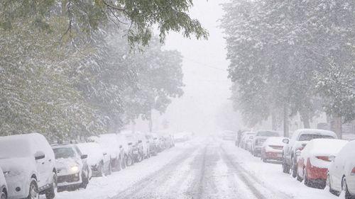 Прогноз погоди в Україні на 8 грудня