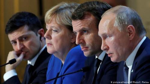 Путин не будет ничего менять после встречи с Зеленским