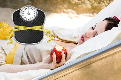 Что надо сделать перед сном, чтобы похудеть