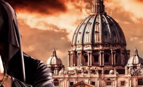 Тайный склеп Ватикана случайно обнаружен в Риме