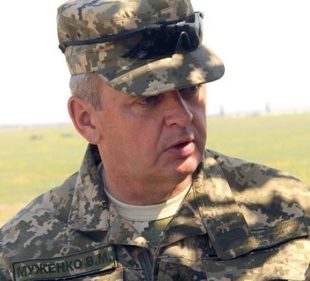 """""""Крок за кроком ми повинні здобувати перемоги"""" - Віктор Муженко"""