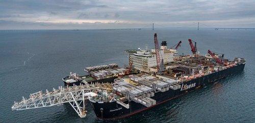 Ключевой подрядчик «СП-2» окончательно отказался от работы из-за санкций