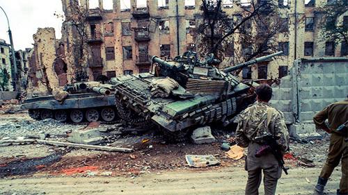 25 лет со дня новогоднего разгрома российских войск в Джохаре