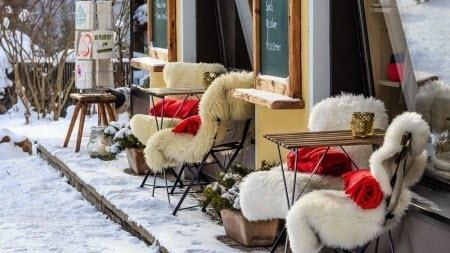 На террасах французских ресторанов станет холодней