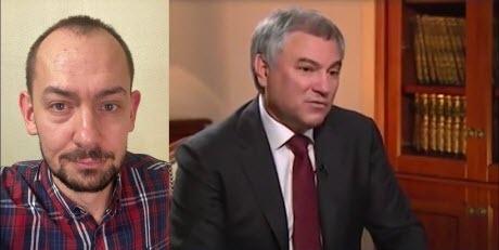 """""""Украина открывается для России"""" - Роман Цимбалюк (ВИДЕО)"""