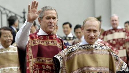 Внешняя политика как спецоперация. История дипломатии Путина, часть 1