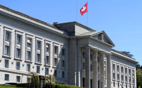 Суд Швейцарии обязал Россию выплатить компаниям Украины 82,1 миллиона долларов