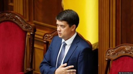Разумков заперечив інформацію про підвищення зарплат народних депутатів
