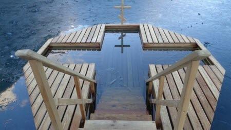 Крещенские морозы: миф или реальность