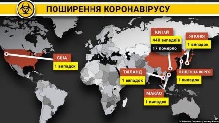 Чим небезпечний вірус із Китаю і як себе захистити