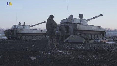 История войны    Оружие. Про АТО, фильм 29