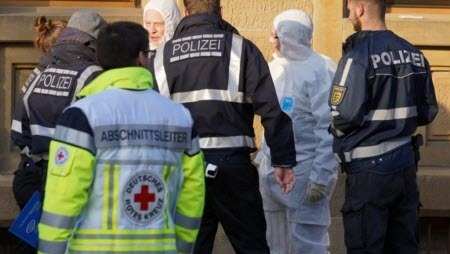Шесть человек погибли в результате стрельбы в Германии
