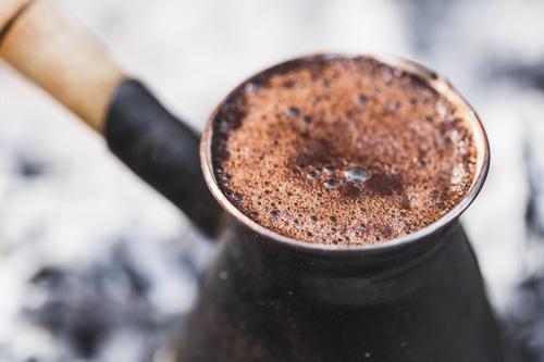 "Мамины секреты ""Зимний чарующий кофе"""