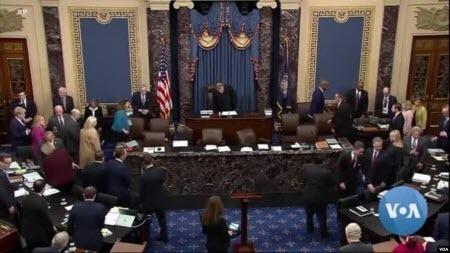 Захист Трампа представив Сенату 6 аргументів, щоб довести, що президент США не тиснув на Україну