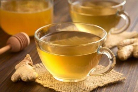 Как правильно заваривать чай с имбирём