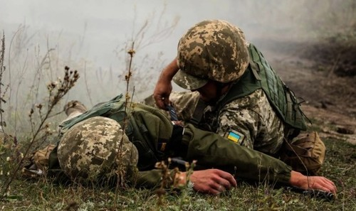 Донбасс - 19 февраля