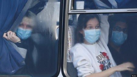 На шпальтах світових медіа - хаос, паніка і протести у Нових Санжарах через евакуйованих із Китаю