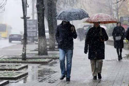 Прогноз погоди в Україні на 24 лютого