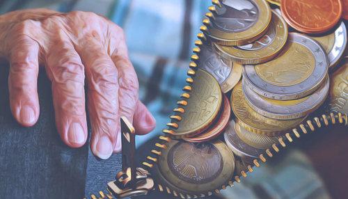 Украина: кого коснется мартовское повышение пенсий