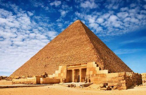 Египетские пирамиды — передатчики энергии?
