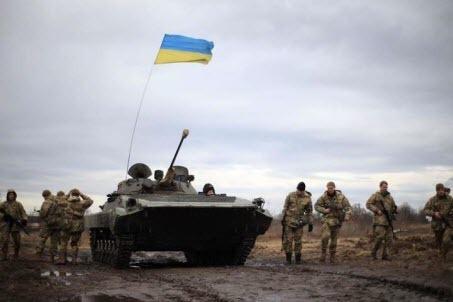 Донбасс - 28 февраля