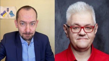 """Продюсеры на марше"" - Роман Цимбалюк (ВИДЕО)"