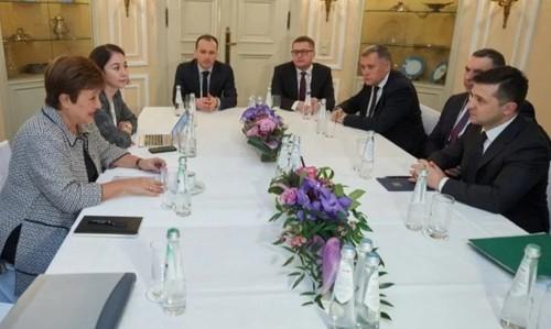 МВФ погодив остаточний варіант законопроєкту для розблокування $5,5 млрд для України