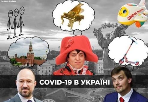 COVID-19 в Україні. Розповідь у ролях