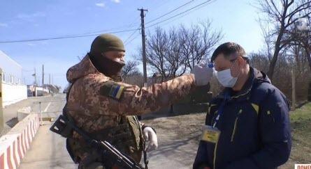 Донбасс - 27 марта