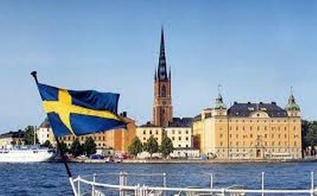 Как проходит карантин в Швеции