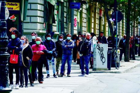 Италия и коронавирус: На смену песням пришли беспорядки
