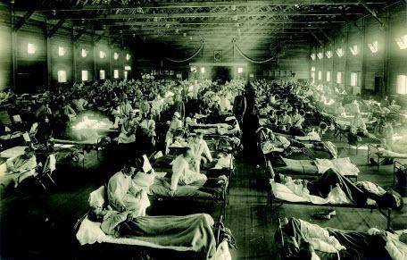 Азиатский грипп 1957 года и коронавирус удивительно похожи
