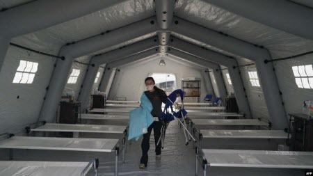 """""""Не варто робити з нас героїв"""". Інтерв'ю з українською медсестрою, яка бореться з коронавірусом в Нью-Йорку"""
