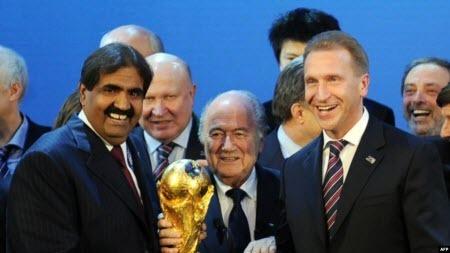 Доказано: Россия получила право на Кубок мира по футболу за взятки