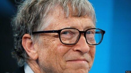 Білл Гейтс порівняв пандемію із світовою війною