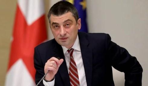 Грузия отзовет посла из Украины в случае назначения Саакашвили