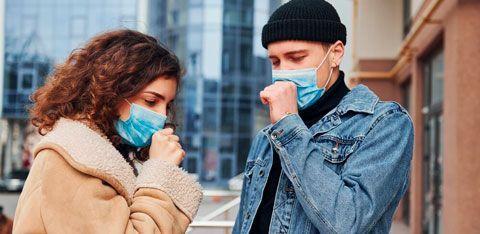 Может ли вирус передаваться во время разговора