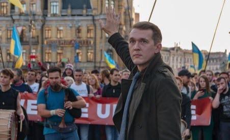 """""""Мы проснулись и открыли глаза"""" - Юрій Гудименко"""