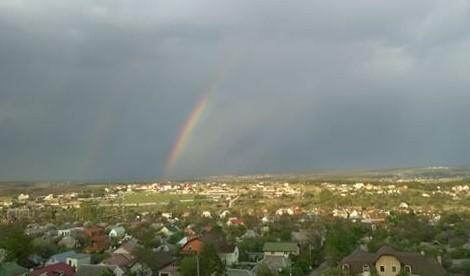 Прогноз погоди в Україні на 4 травня