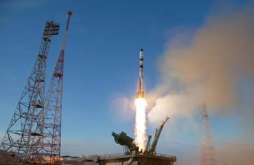 «Роскосмос» подтвердил разрушение блока от российской ракеты