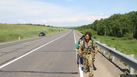 ОМОН взял штурмом дом обещавшего изгнать Путина якутского шамана Александра Габышева