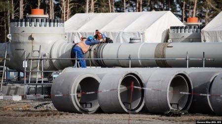 Германия отказалась освобождать «Северный поток – 2» от газовой директивы