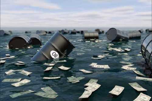 Нефтегазовые доходы бюджета РФ рухнули на 40%