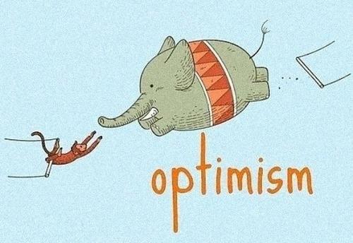 Позитивная причина вашего пессимизма