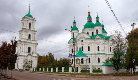 100 Великих чудес України - Собор Різдва Богородиці в Козельці