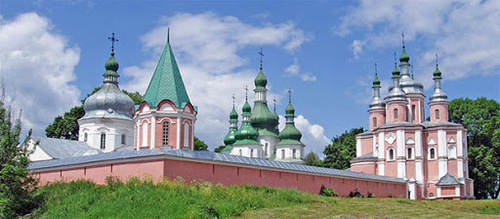 100 Великих чудес України - Густинський монастир