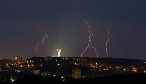 Прогноз погоди в Україні на 30 травня