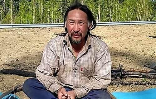 Якутского шамана Габышева признали опасным для окружающих