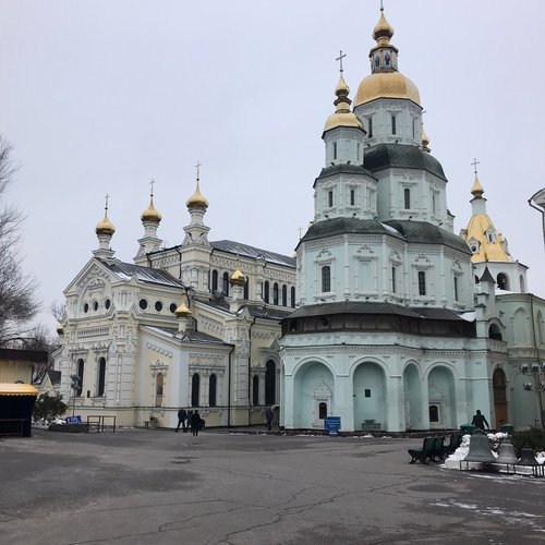 100 Великих чудес України - Покровський собор у Харкові